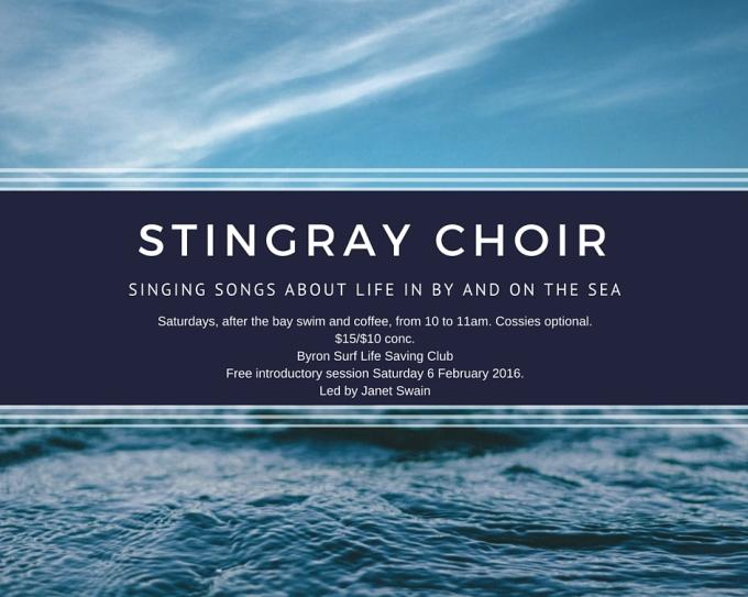 stingray choir