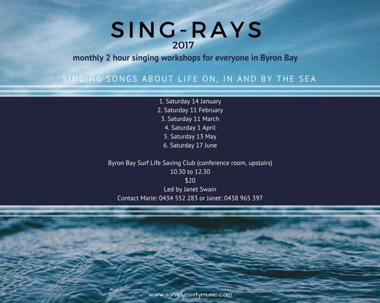 stingray-choir