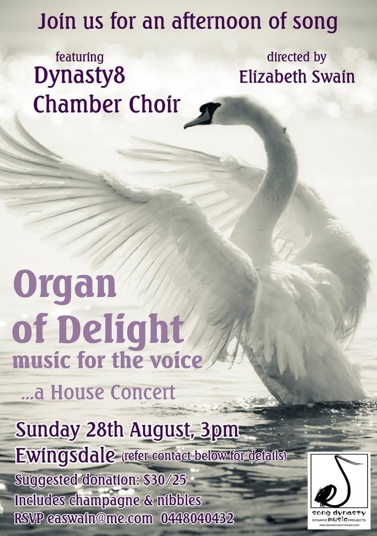 Organ of Delight