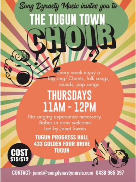 Tugun Choir NEW